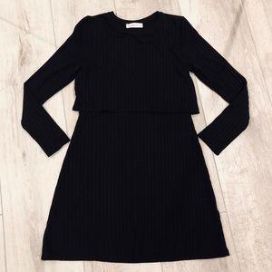 A&F Two-Tiered Knit Dress